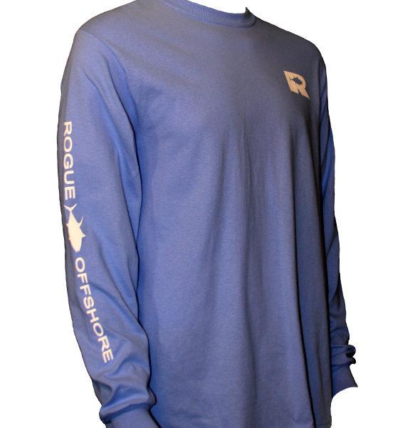 LSRO Tuna Logo Columbia Blue Front
