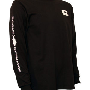 LSRO Tuna Logo Black White Front