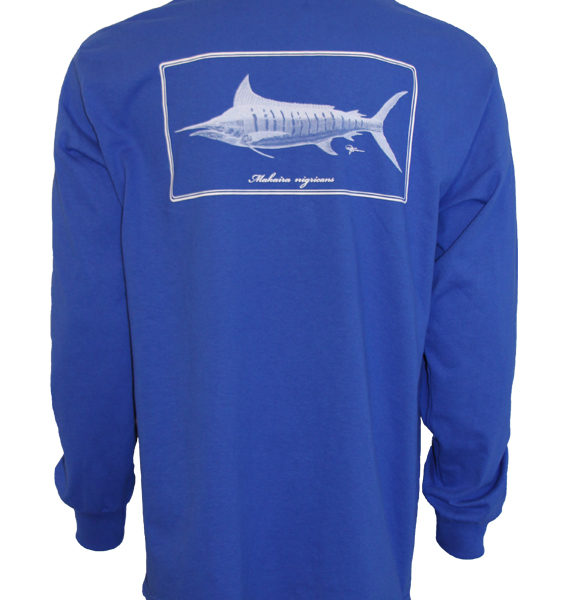 Marlin Blue Back