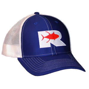 Trucker Red White Blue Hat