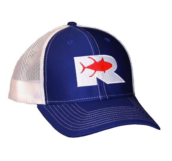 Trucker Red White Blue Hat