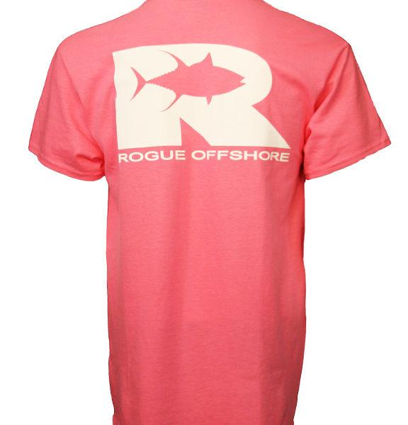 RO Tuna Logo Pink Back