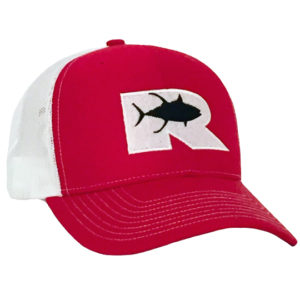 Red Rogue Offshore Trucker Hat