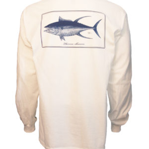 Tuna Artwork Back