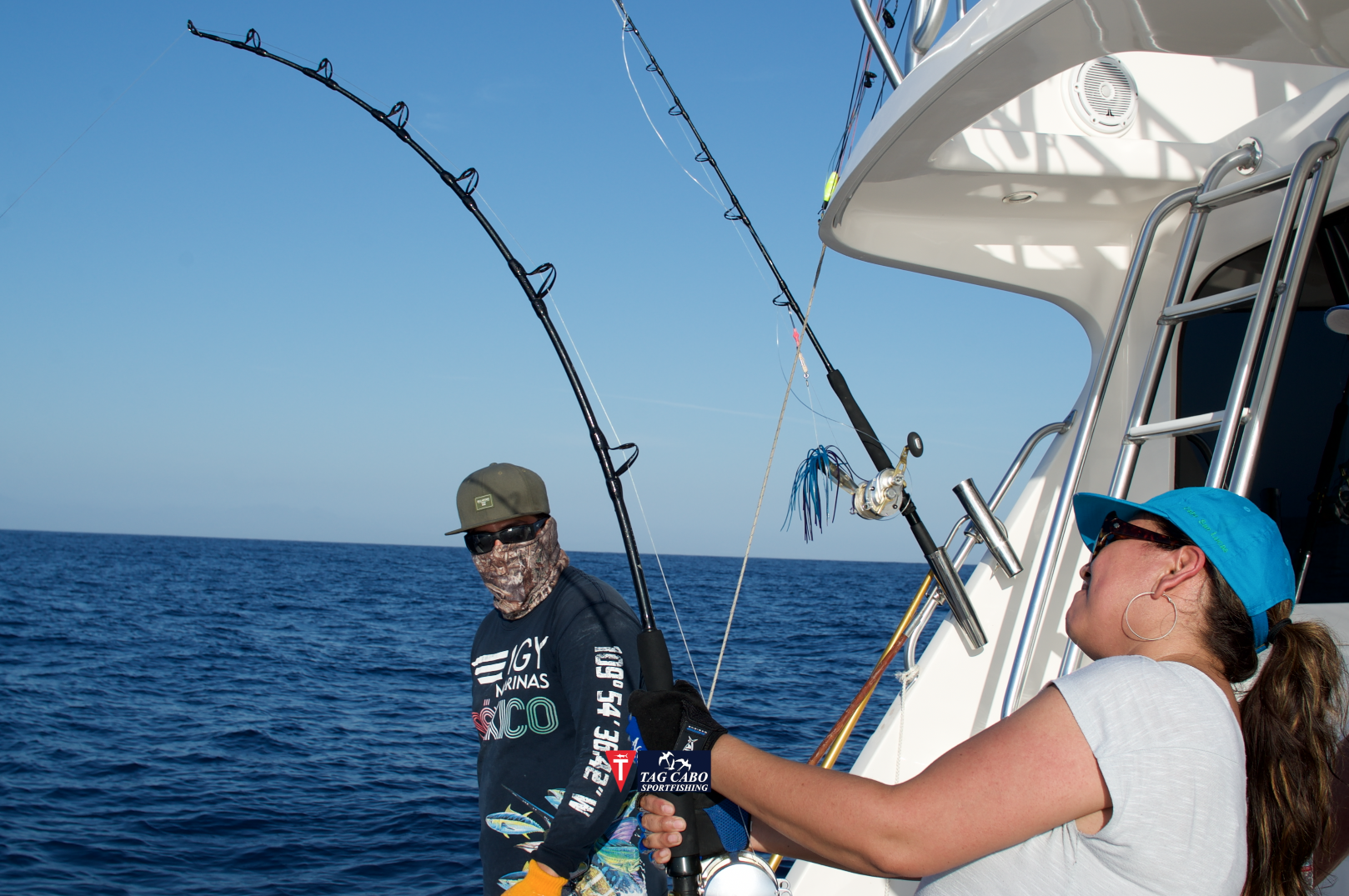 Deep sea fishing in cabo cabo yacht charters cabo for Deep sea fishing northern california
